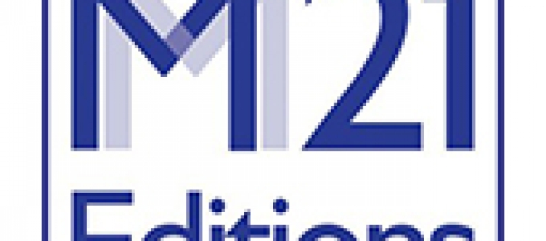 M21 Editions: un e-éditeur au salon du livre de Paris